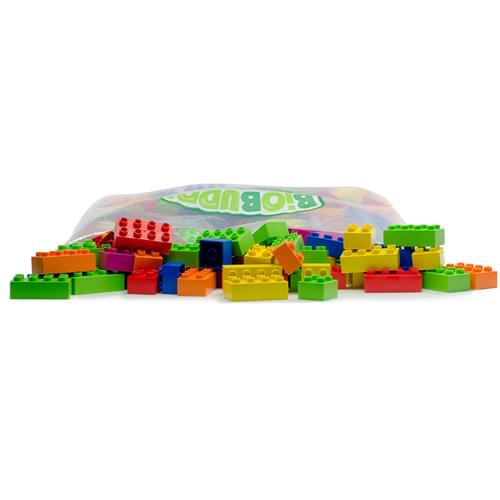 BioBuddi 250 Blocks Bagged Assortment