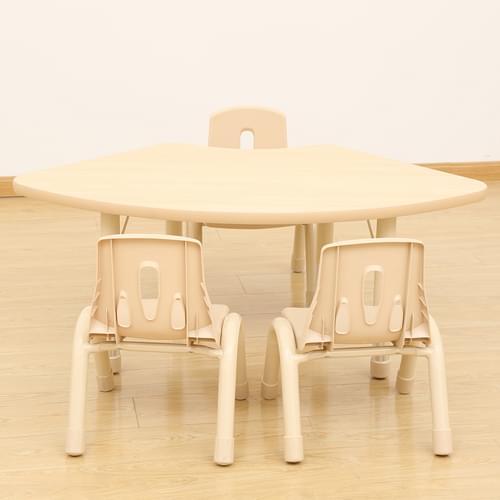 Elegant Height Adjustable Fan Table