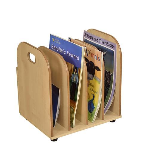 Mobile Big Book Holder Maple