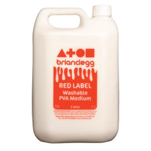 Red Label PVA 5 Litres