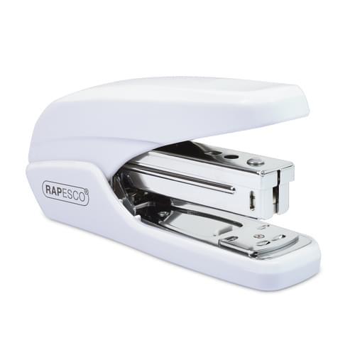 Rapesco X5-25PS Less Effort Stapler White