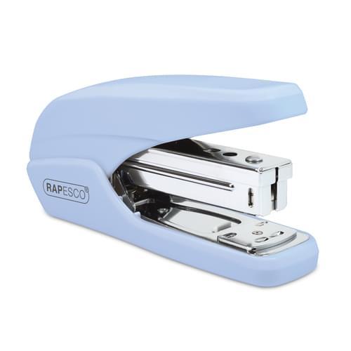 Rapesco X5-25PS Less Effort Stapler Powder Blue