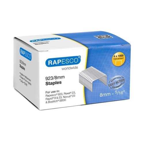 Rapesco 923/8 Staples Pk4000
