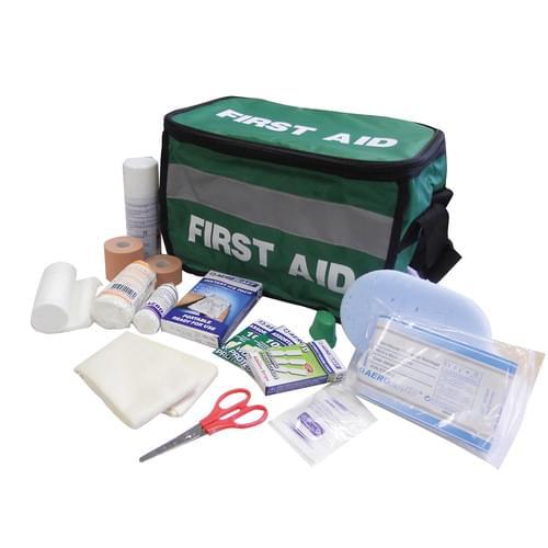 AeroKit Sports First Aid Kit in Haversack