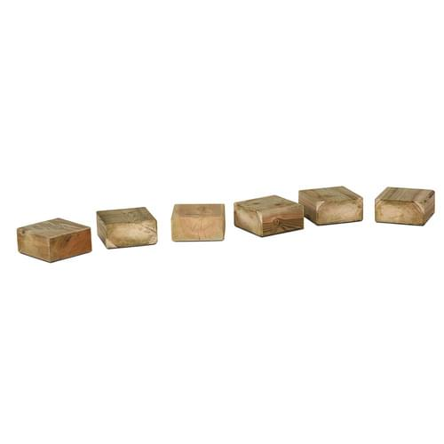 Millhouse Outdoors Stepping Blocks