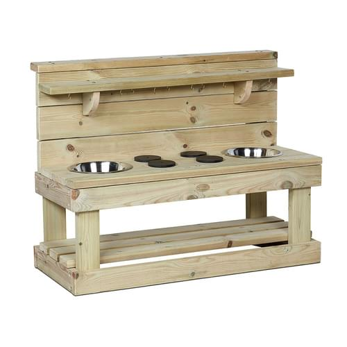 Millhouse Outdoors Large Mud Kitchen