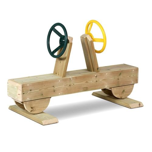 Millhouse Outdoors Two Seat Driving Set