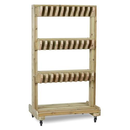 Millhouse Outdoors Double-sided Welly Storage