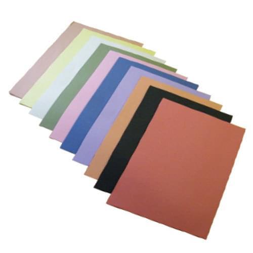 Sugar Paper A2 100gsm Assorted Colours Pk250