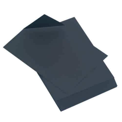 Sugar Paper A2 100gsm Black Pk250