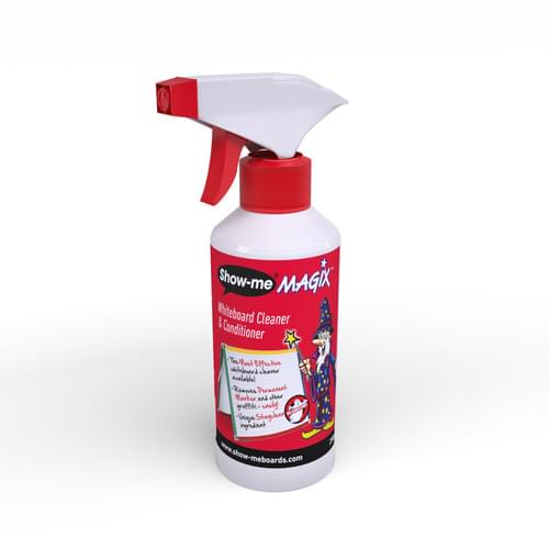 Show-me Magix Drywipe Board Cleaner Conditioner