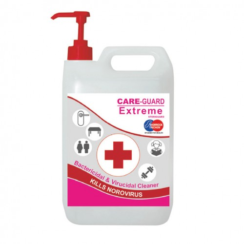 Care-Guard Extreme Disinfectant Cleaner 5 Litres