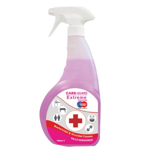 Care-Guard Extreme Disinfectant Cleaner 750ml