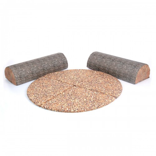 Learn About Nature Log Seating Bundle