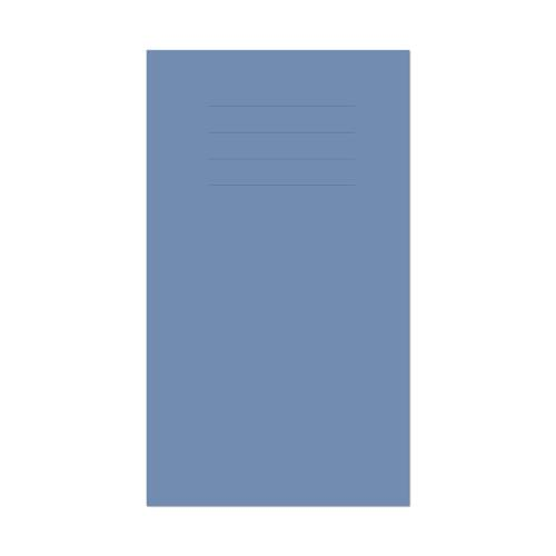 Vocabulary Book 165x101mm 7mm Ruled Dark Blue Cover 80 Pages