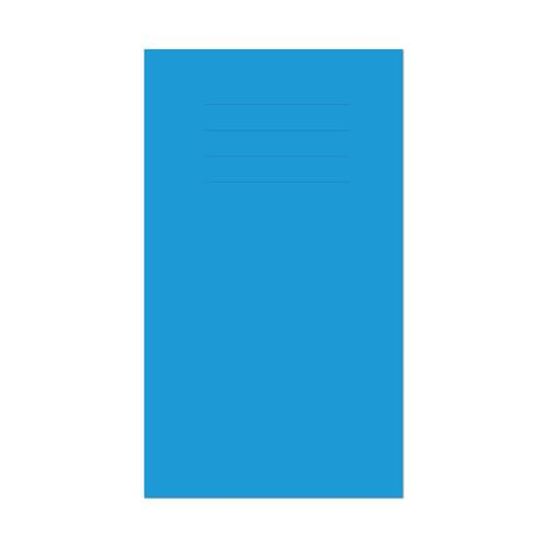 Vocabulary Book 165x101mm 8mm Ruled Light Blue Cover 48 Pages