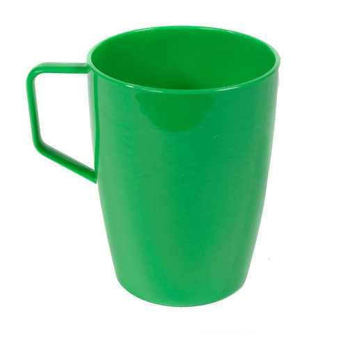 280ml/10oz Beaker with Handle Emerald Green