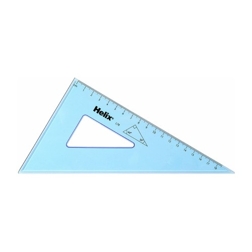 Helix 21cm/60° Set Square PK25