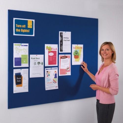 Standard Felt Unframed Noticeboards