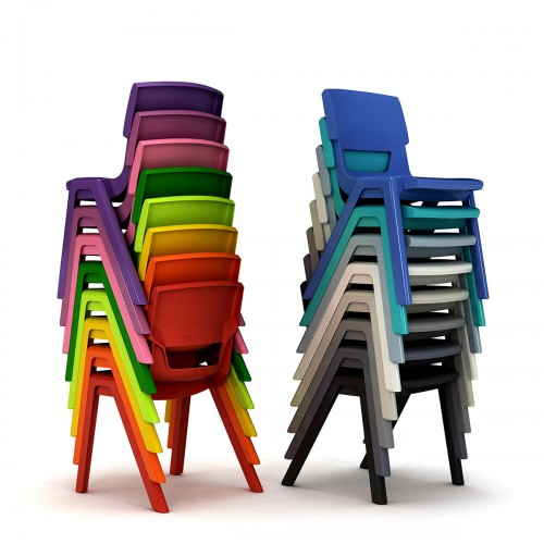 Postura+ One Piece Chair