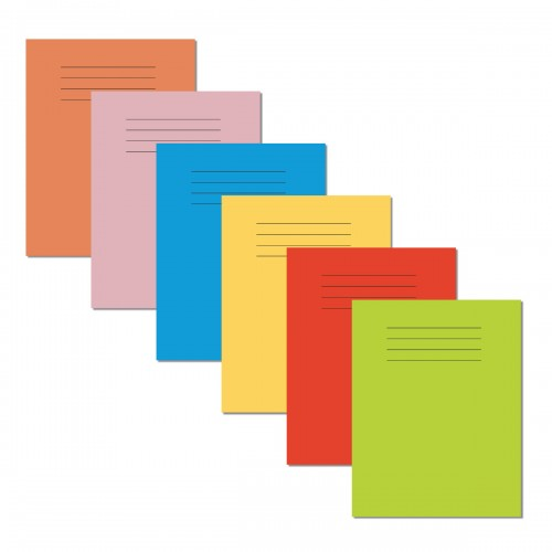 Rhino 8x6.5in (203x165mm) Exercise Books