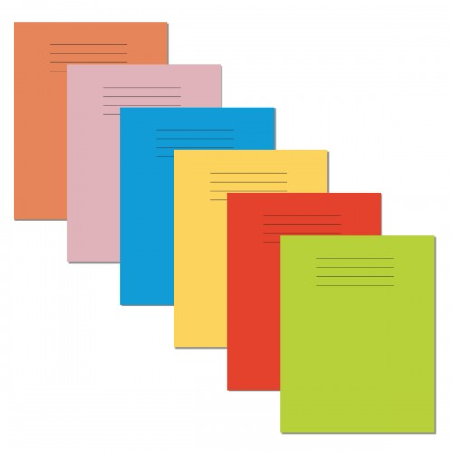Rhino 9x7in (229x178mm) Exercise Books