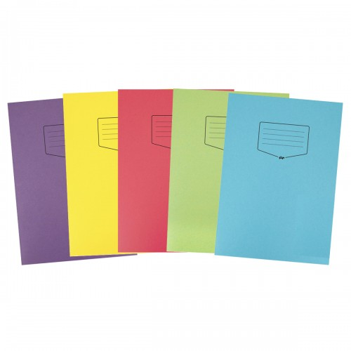 Silvine Tough Shell A4 Exercise Books