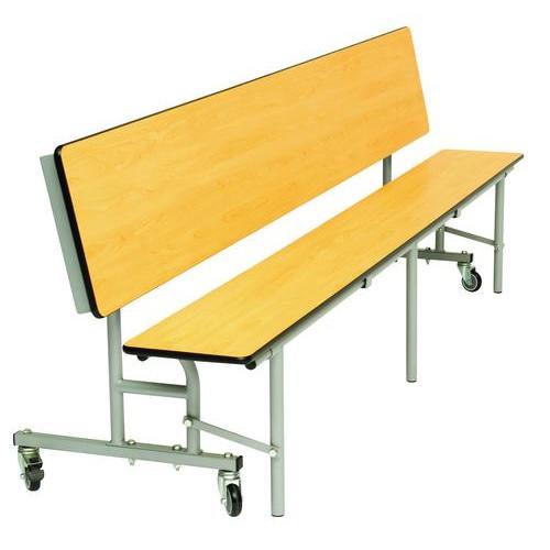 Mobile Convertible Folding Bench Unit