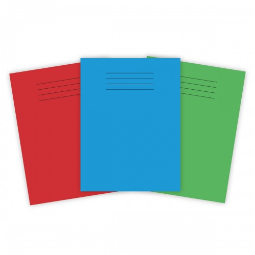 Super Saver A4+ (320x240mm) Exercise Books