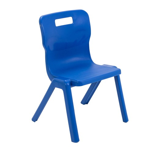 Titan Antibacterial One Piece Polypropylene Chair