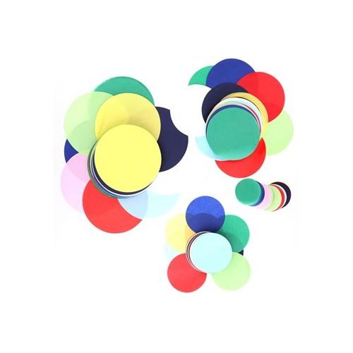 Tissue Paper Circle Assortment