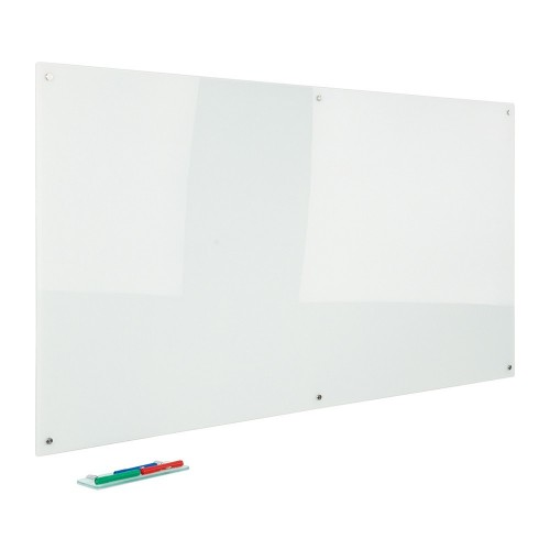 WriteOn Glass Magnetic Drywipe Whiteboards