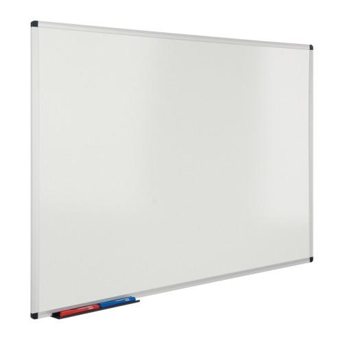 WriteOn Magnetic Steel Aluminium Framed Drywipe Whiteboards