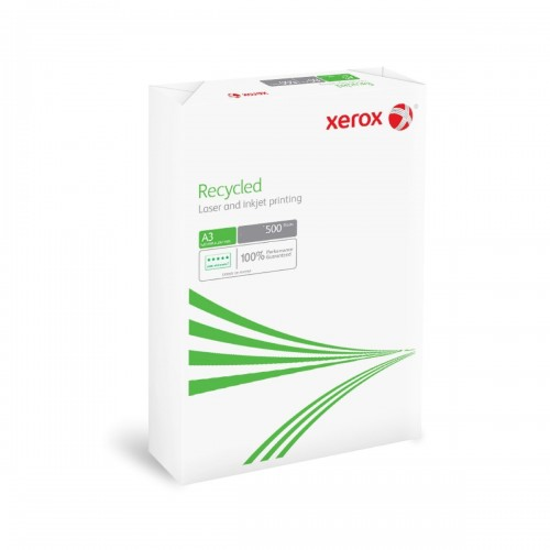 Xerox Recycled A3 Copier Paper 80gsm