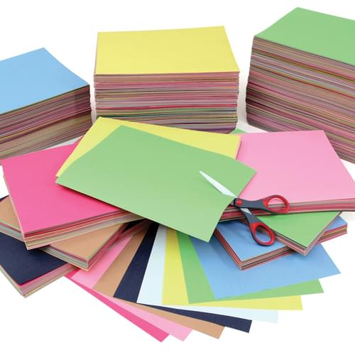 Creative Paper & Shapes