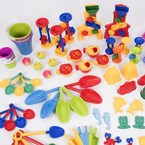 Sand/Water Play Accessories