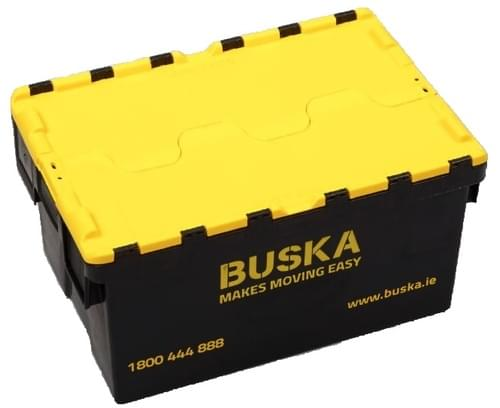 VERY HEAVY DUTY STORAGE BOX - IDEAL FOR HOME & OFFICE MOVES