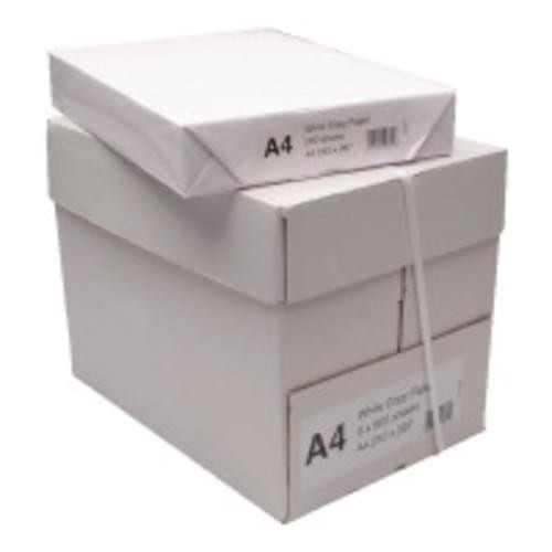 White A4 Copier Paper (Pack of 2500)
