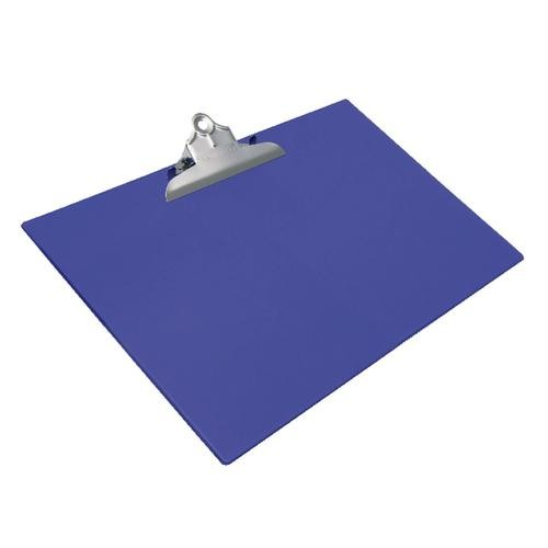 Rapesco Heavy Duty Clipboard with Hanging Hole A3 Blue