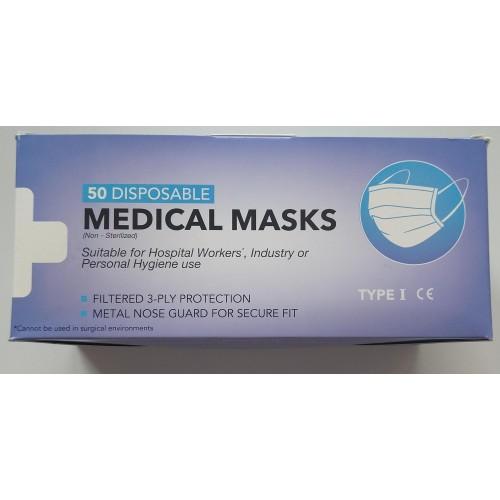 cyc/facemask(packof50)