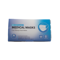 3 Ply Disposable Face Masks ( Pack of 50 )