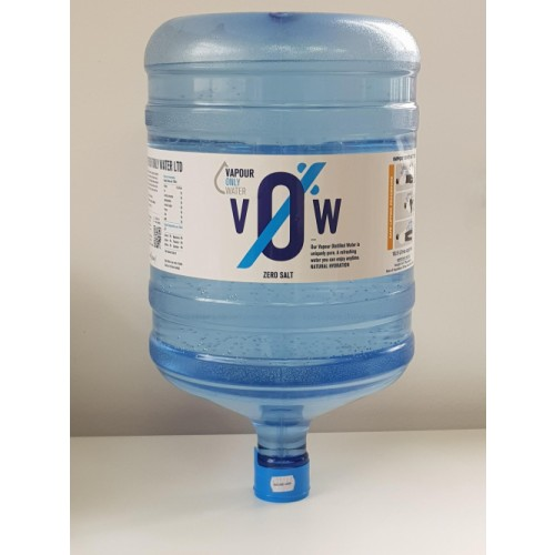 19 Litre Vapour Only Water Bottle