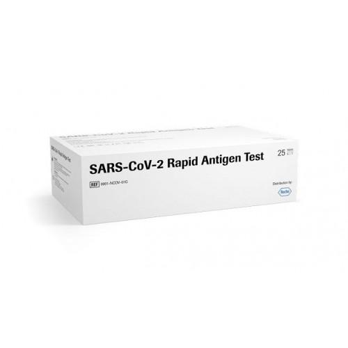 Covid-19 Antigen Test - SARS-CoV-2 Rapid Antigen Test - £16.50 Per Test (25 Pack)