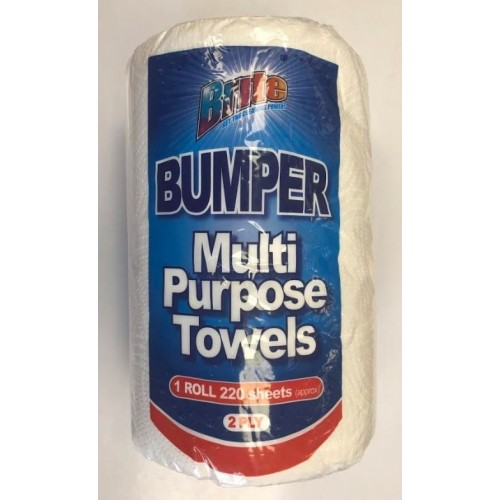 BUMPER MULTI PURPOSE KITCHEN ROLL EACH