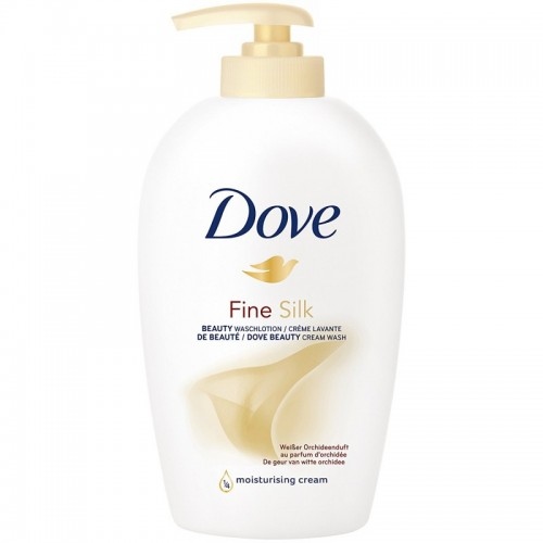 DOVE FINE SILK HANDWASH 250ml