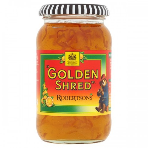 Robertsons Golden Shred Orange Marmalade 454g case of 6
