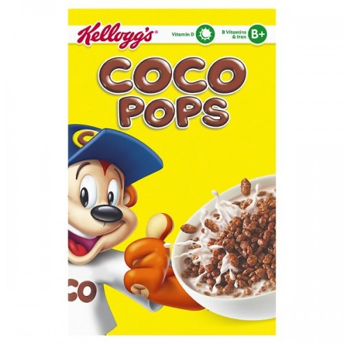 Kelloggs Coco Pops Cereal 35g Pack of 40