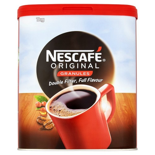 Nescafé Original Granules 1kg Single (203682)