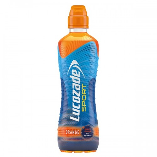 Lucozade Sport Isotonic Performance Fuel Orange 500ml case of 12