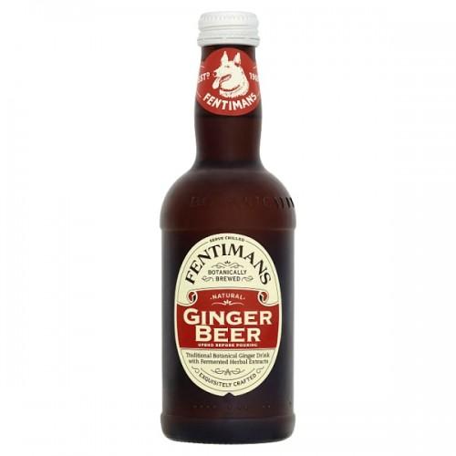 Fentimans Ginger Beer 275ml Case of 12